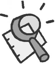 Magnifier is used to better see small print.