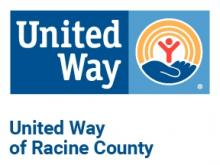 Logo for United Way of Racine County
